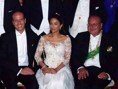 Sofa Koenig Belinda moroccan born grandson of king farouk of
