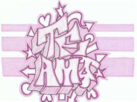 imagenes k digan te amo en graffiti te amo graffitis imagui