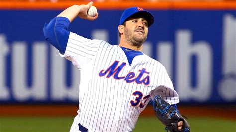 Mat Harvey by Matt Harvey Says He Wants To Pitch In The Playoffs The
