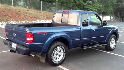 Ford Ranger Base 2011 for sale new 2011 ford ranger sport cab 4x4 stk