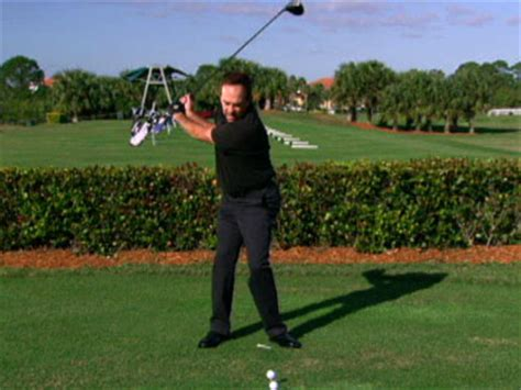golf swing instructional video improving the backswing pga com