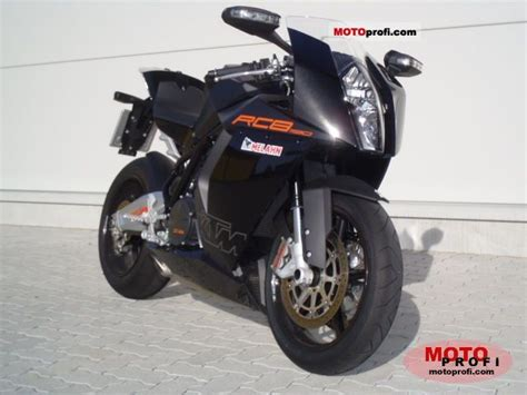 Ktm Rc8 Specifications Ktm 1190 Rc8 2009 Specs And Photos