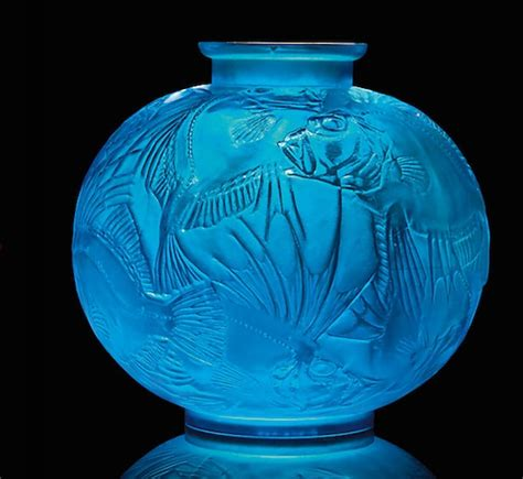 Blue Vases For Sale by Rene Lalique Colorful Vases For Sale Artifact