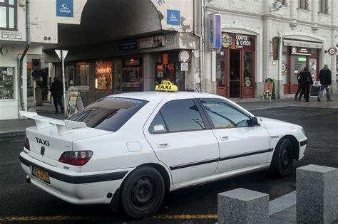 peugeot taxi peugeot 406 als taxi inspiriert vom film quot taxi