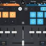 Tablet Android Cross 1st past the pro post cross dj for android djworx