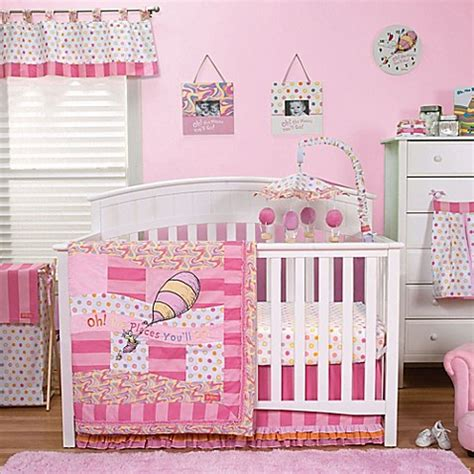 Trend Lab 174 Dr Seuss Oh The Places You Ll Go Crib Oh The Places You Ll Go Crib Bedding