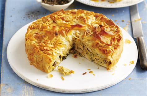 Greek Pasta Salad moroccan chicken pie recipe goodtoknow