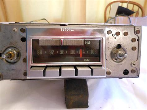 corvette radios for sale fs for sale 1968 corvette am fm radio corvetteforum