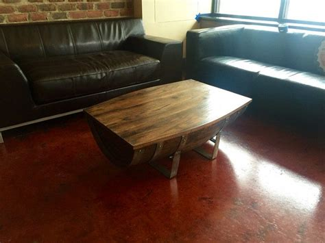 diy wine barrel table how to a wine barrel coffee table diy projects for