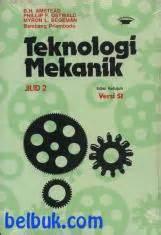 teknologi mekanik jilid 2 edisi 7 b h amstead