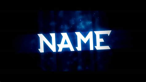 cool sony vegas intro templates cool blue background sync sony vegas intro template