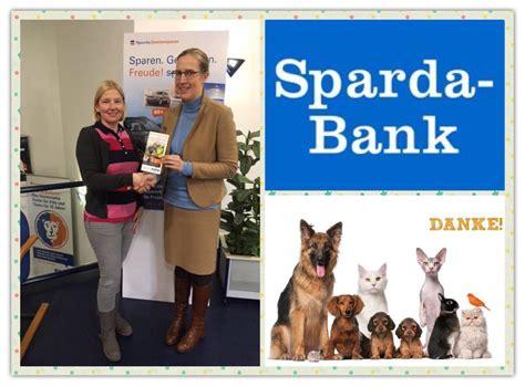 sparda bank hessen bic danke an die sparda bank hessen aktion tierisch happy