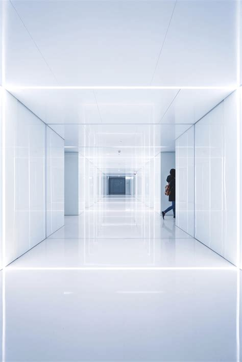 picture modern space wall abstract architecture