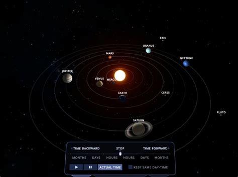 best solar system simulator the 25 best solar system simulator ideas on