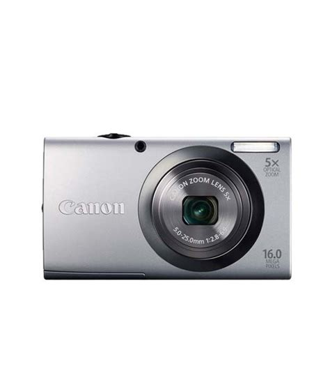 Kamera Canon Powershot A2300 16mp canon powershot a2300 16mp digital silver buy snapdeal
