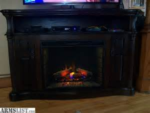 Large Electric Fireplace Armslist For Trade Large Electric Fireplace Tv Stand To Trade For Gun