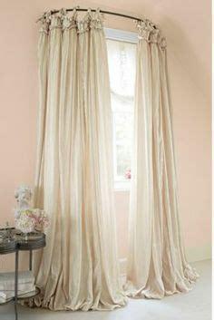 diy curved shower curtain rod curved windows on pinterest curved curtain rod bow