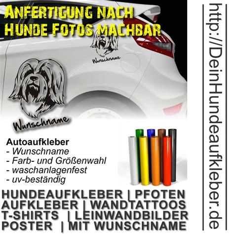 Autoaufkleber Hunderassen by P Bis Z Aufkleber Hunderassen Fotos