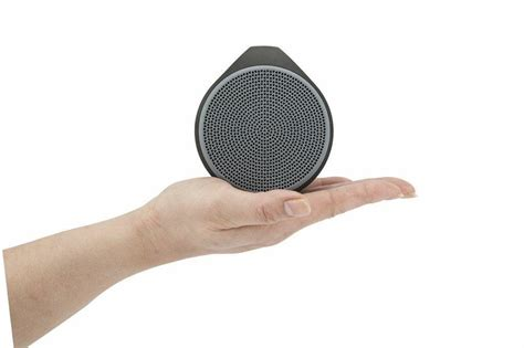cool looking speakers logitech s tiny x100 bluetooth speaker comes with a great