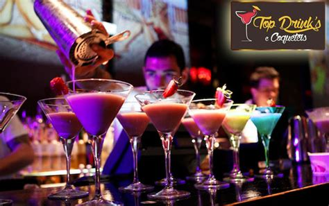 top drinks at a bar at 233 500 coquet 233 is drinks ou open bar durante 4h