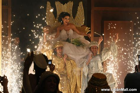 lebanese wedding weddings in lebanon zaffe in lebanon al oumara group