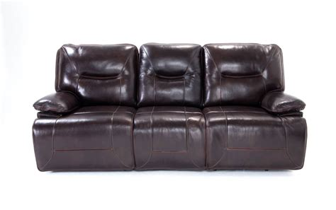 all leather power reclining sofa marco leather power reclining sofa bob s discount furniture