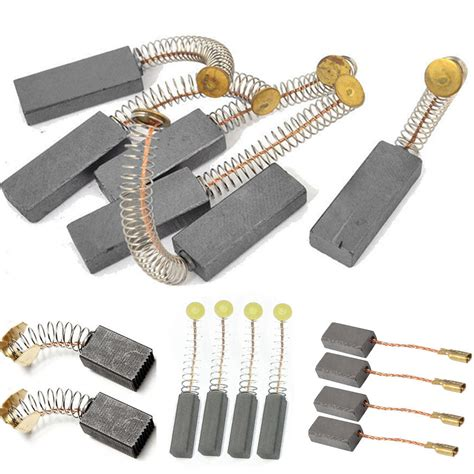 Electric Motor Brushes by 2 4 6 10 Pcs Carbon Brushes For Wire Generator Generic Dc