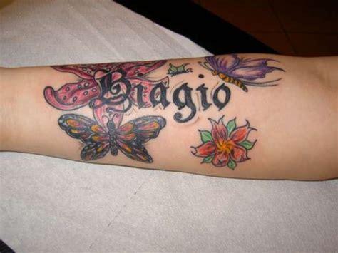 nomi di fiori maschili tatuaggi nomi scritte e i disegni piu belli foto