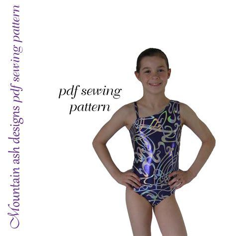 sewing pattern leotard leotards 3 sewing pattern gymnastics leotard ballet jazz