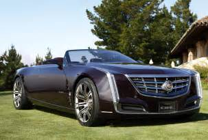 Cadillac Siel Cadillac Ciel Gm Concept Modernistic Design