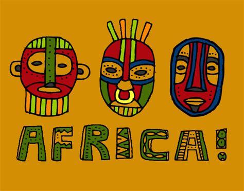 fotos de frica para imprimir dibujo de tribus de 193 frica pintado por paiia en dibujos