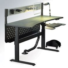 electric desks that adjust height ascent electric 24 5 50 adjustable height desk