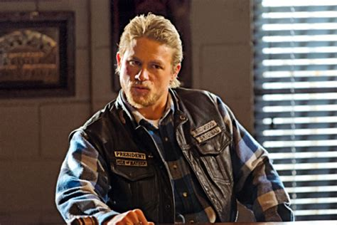 jax teller slick back in lies we trust the truth we doubt there s a method to