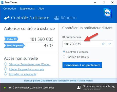 connexion bureau à distance sans mot de passe d 233 pannez le pc de vos proches 224 distance m 233 diaforma