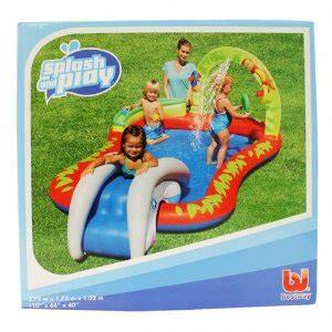 Mainan Kolam Water Sl83118 jual mainan kolam anak anak interactive play pool bestway di lapak sumber rejeki serojasports302