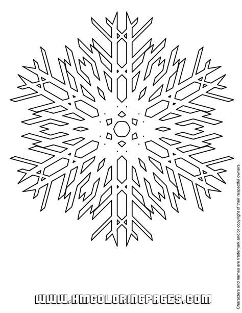 giant snowflake coloring page big snowflake coloring page h m coloring pages