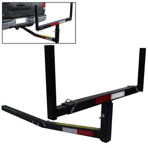 up truck bed hitch extender steel extension rack for