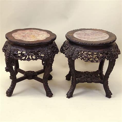 antique marble top pedestal table antique carved hardwood marble top pedestal tables