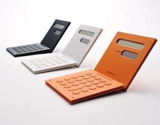 Origami Calculator - origami inspired school accessories metaphys soh calculator