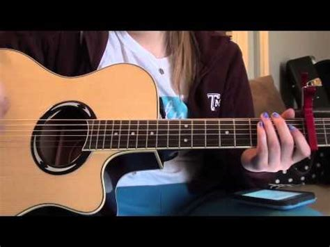 tutorial guitar everything has changed everything has changed taylor swift easy guitar tutorial