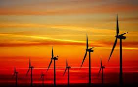 how wind turbines generate electricity inplix
