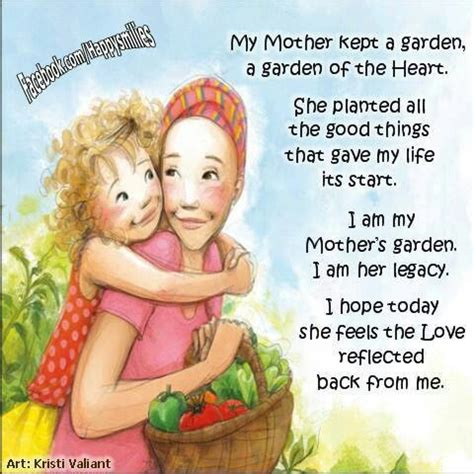 mothers garden quotes