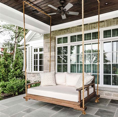 What Is A Swing Bed by 27 Absolutely Fabulous Outdoor Swing Beds For Summertime