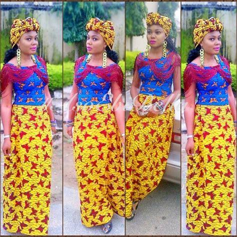 how to tie nigerian wrapper igbo wrapper yoruba style bellanaija weddings presents asoebibella vol 8 aso