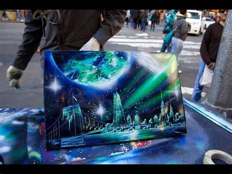 spray paint of new york amazing new york city spray paint in time square 2014
