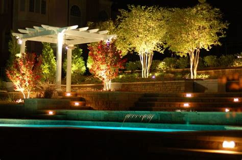 Pool Landscape Lighting How You Can Use Outdoor Lighting To Highlight Your Landscape