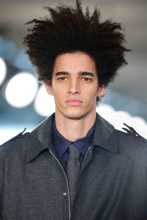 mens afro hair doos taper fade cuts edgy cool and stylish ideas for guys