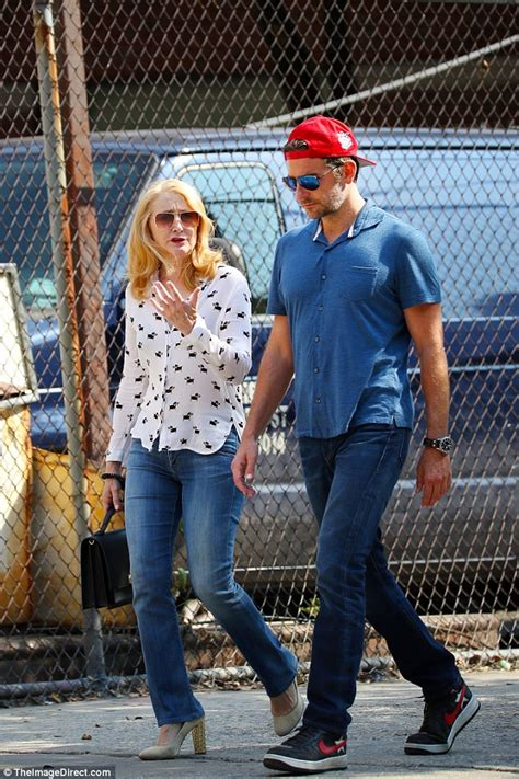 patricia clarkson new york bradley cooper catches up with bff patricia clarkson in