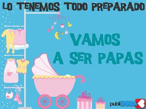vamos a ser padres 8425337232 postales para las madres vamos a ser pap 225 s