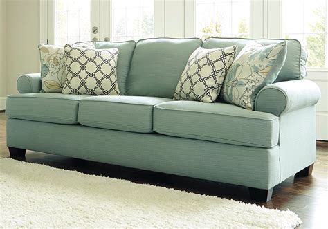 daystar seafoam sleeper sofa daystar seafoam sofa lexington overstock warehouse
